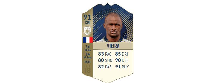 Vieira 91 Prime Icon