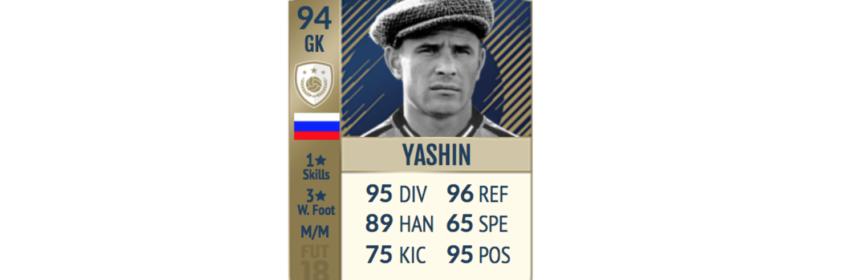Yashin 94 Rated Prime Icon