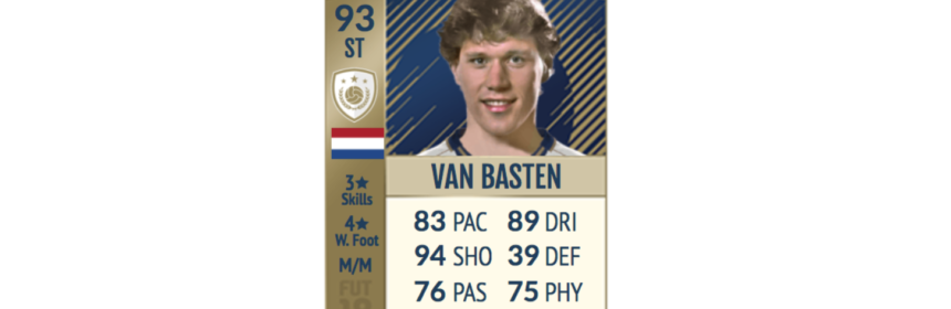 Van Basten 93 Rated Prime Icon